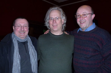 Jonty Harrison, Robert Dow, Adrian Moore [Edinburgh (Scotland, UK), February 9, 2013]