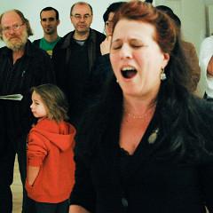 Joane Hétu [Photograph: Céline Côté, Montréal (Québec), October 10, 2009]