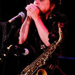 Joane Hétu [Photo: Michel Pinault, Montréal (Québec), 8 octobre 2011]