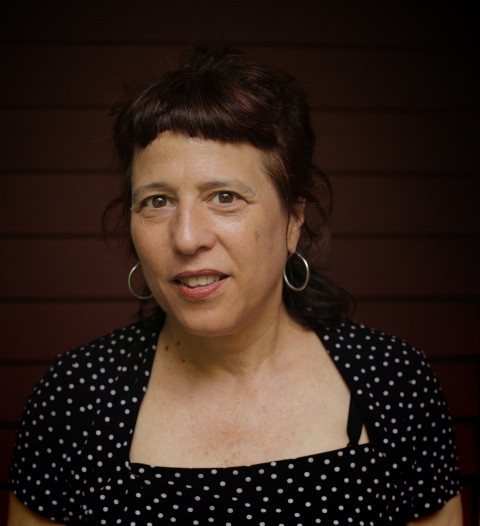Joane Hétu [Photo: Robin Pineda Gould, Montréal (Québec), 7 juillet 2014]
