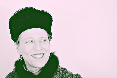 Joane Hétu [Photograph: Céline Côté, Montréal (Québec), February 2018]
