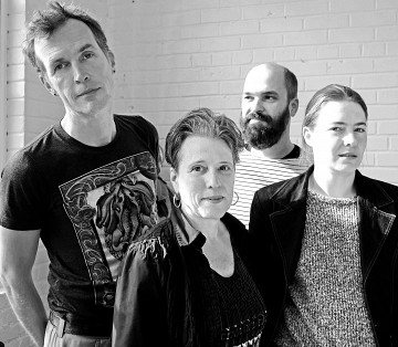 Hmmh / Also pictured: Carl Ludwig Hübsch, Joane Hétu, Pierre-Yves Martel, Émilie Mouchous [Photo: Céline Côté, October 22, 2017]