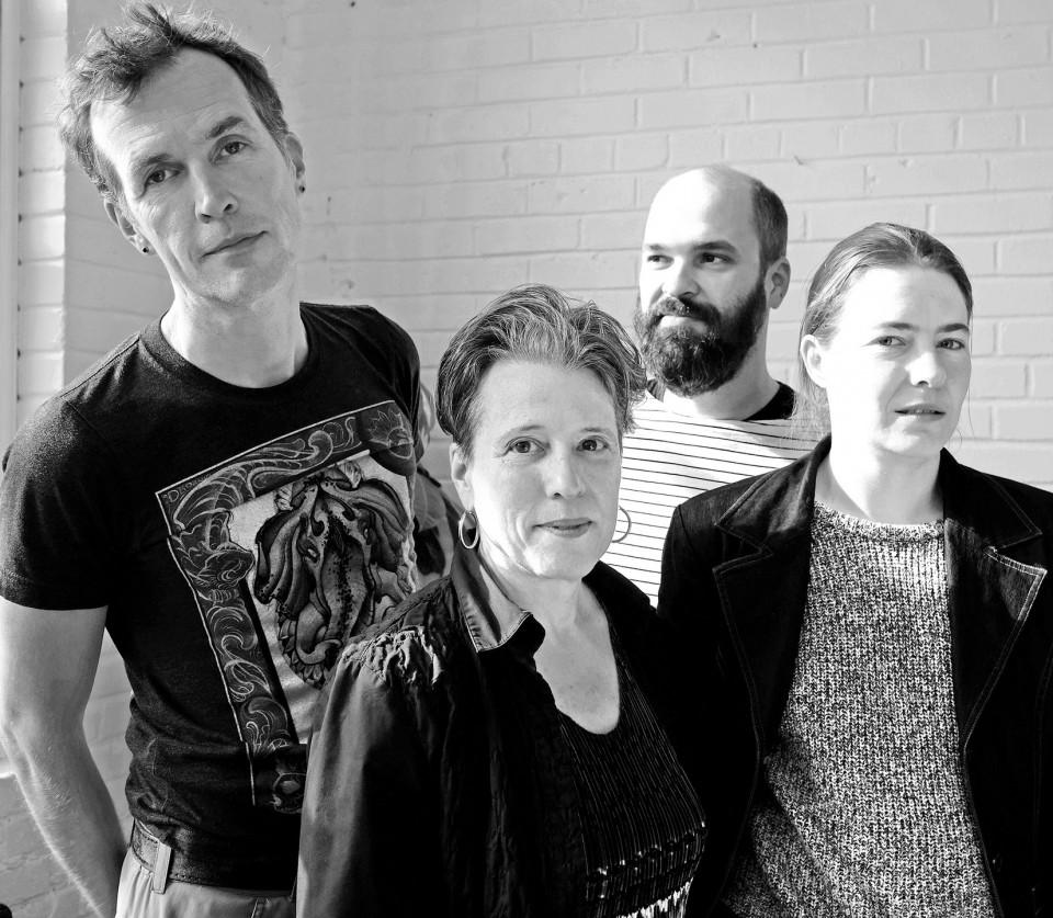 Hmmh, Carl Ludwig Hübsch, Joane Hétu, Pierre-Yves Martel, Émilie Mouchous [Photo: Céline Côté, October 22, 2017]
