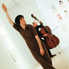 Susanna Hood, Nicolas Caloia [Photograph: Céline Côté, Montréal (Québec), October 10, 2009]