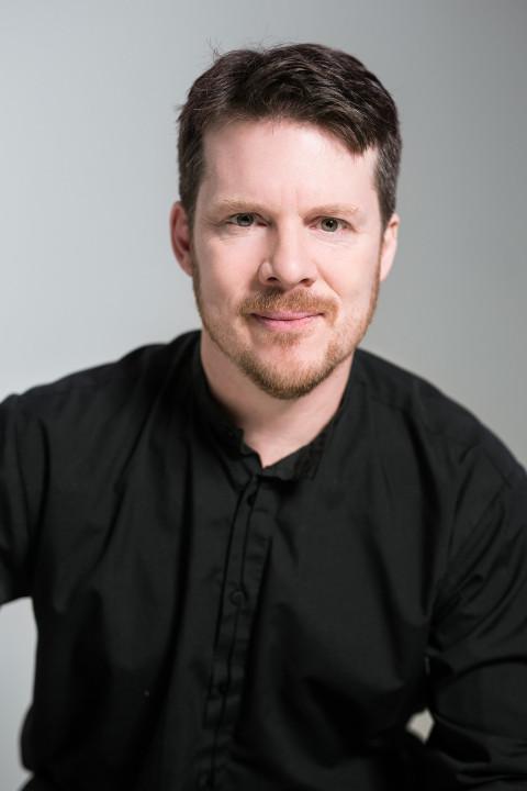 Philip Hornsey [Photograph: Hugo B Lefort, Montréal (Québec), June 2019]