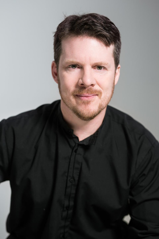 Philip Hornsey [Photo: Hugo B Lefort, Montréal (Québec), June 2019]