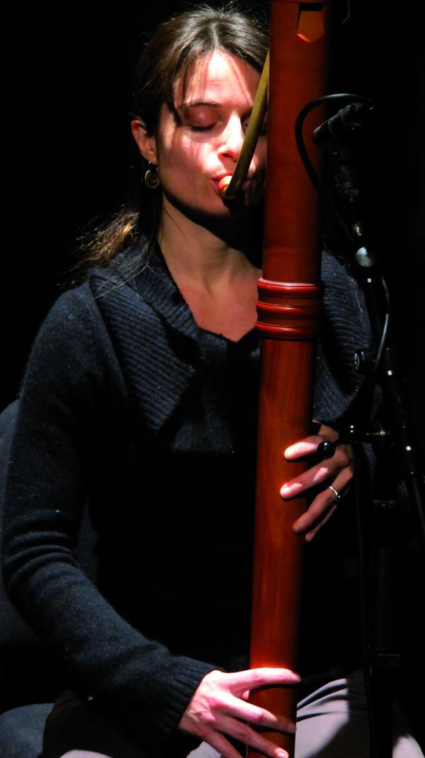 Terri Hron [Photograph: Céline Côté, Montréal (Québec), December 3, 2011]