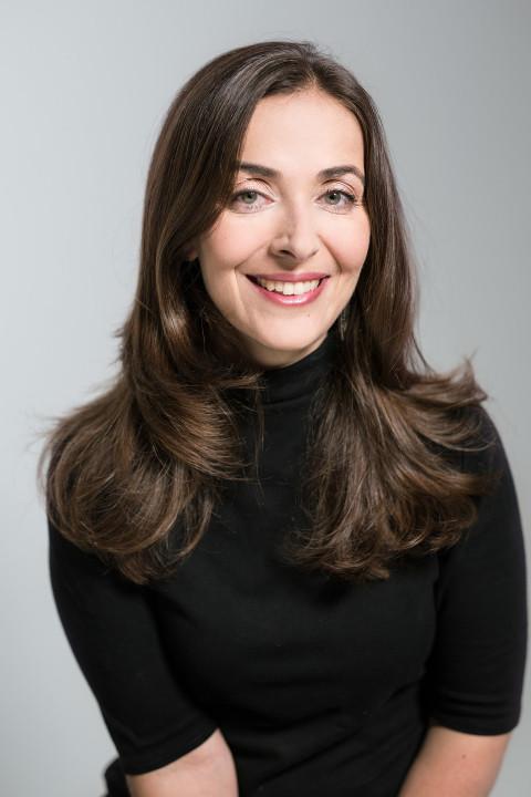 Kristie Ibrahim [Photograph: Hugo B Lefort, Montréal (Québec), June 2019]