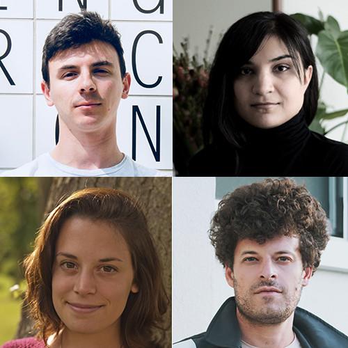 Vitali Karagkezidis, Sarah Davachi, Sílvia Lanao Aregay, Alec Hall