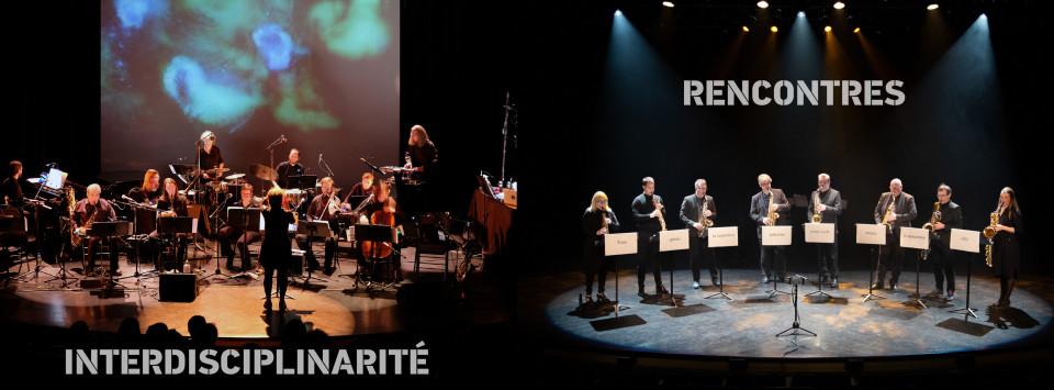 Ensemble SuperMusique (ESM), Quasar [Image: Céline Côté, November 2019]