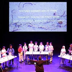 Group 224 directed by Cléo Palacio-Quintin [Photograph: Céline Côté, Montréal (Québec), June 18, 2019]