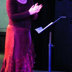 Joane Hétu [Photograph: Céline Côté, Montréal (Québec), March 1, 2013]