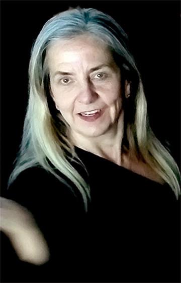 Kathy Kennedy [Photo: Céline Côté, Montréal (Québec), 2019]