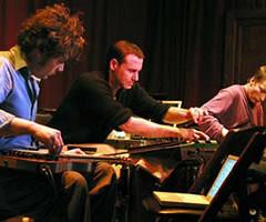 Klaxon Gueule à La Sala Rossa [Montréal (Québec), décembre 2005]