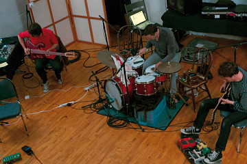 Klaxon Gueule at the Spark Festival [October 3, 2010]
