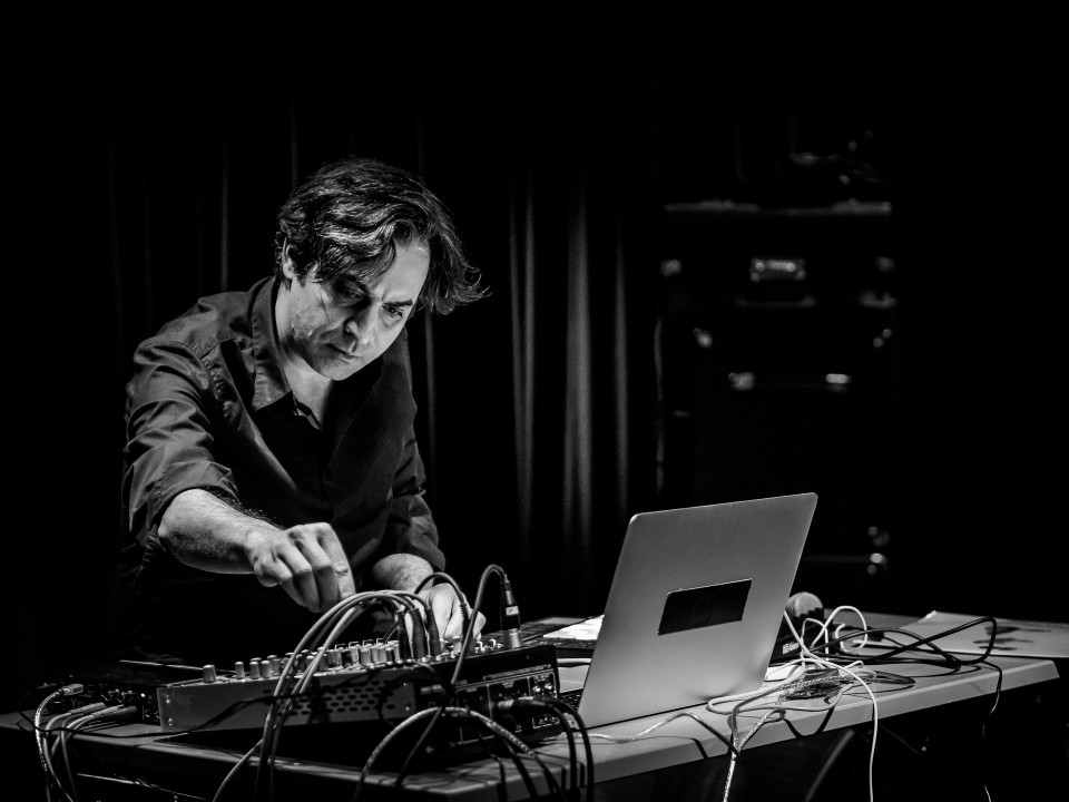 Yannis Kyriakides [Photograph: Peter Gannushkin]