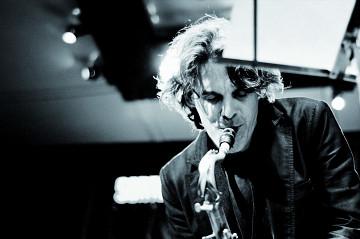 Pierre Labbé in concert [Photo: Patrick Larocque, Montréal (Québec), June 10, 2009]