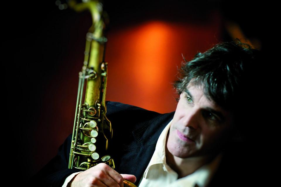 Pierre Labbé [Photo: Patrick Larocque, Montréal (Québec), October 23, 2010]