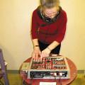 """Diane Labrosse live at """"Le chemin des machines,"""" Méduse [Quebec City (Québec), February 14, 2003]"""