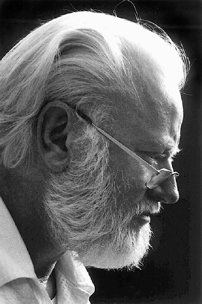 Werner Lambersy [Photo: Jean Pol Stercq]