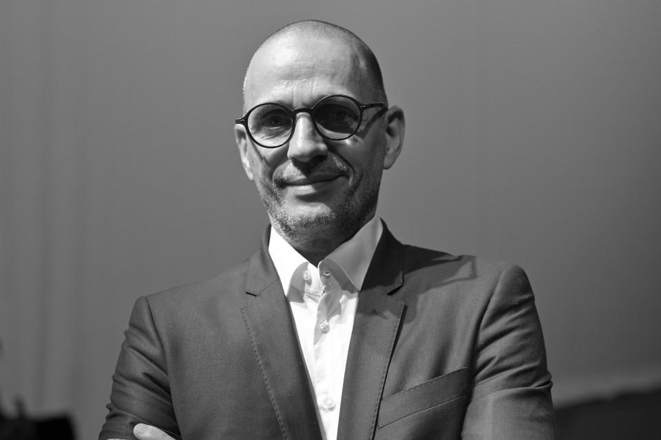 Jean-François Laporte [Photograph: Othman Ouaiss, Montréal (Québec), May 7, 2021]
