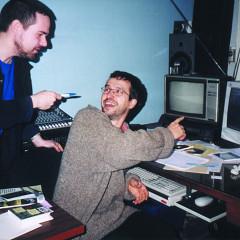 Daniel Leduc, Claude Schryer [avril 1998]