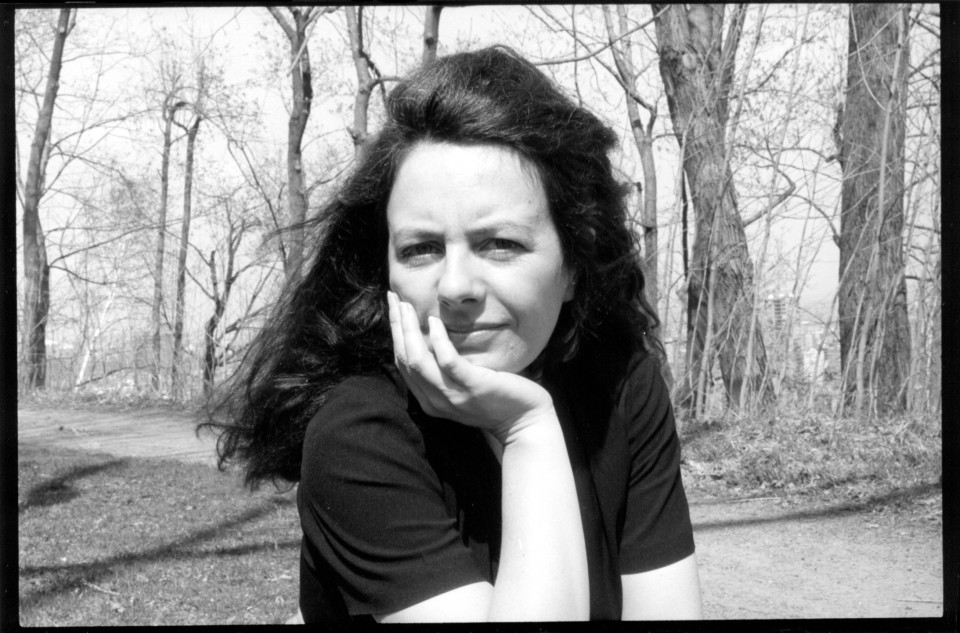 Geneviève Letarte [Photo: Raymonde April, 2000]