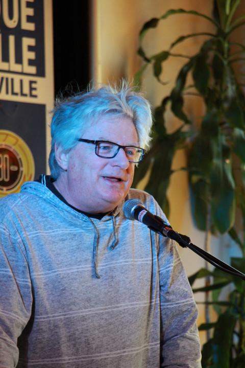 Michel Levasseur [Photo: (Productions Plateforme)]