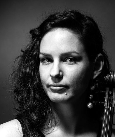Geneviève Liboiron [Photograph: Keith Race, February 2014]