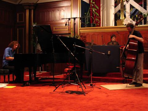 Trio Jean Félix Mailloux, Arden Arapyan, Jonathan Racine-Ménard, Jean Félix Mailloux