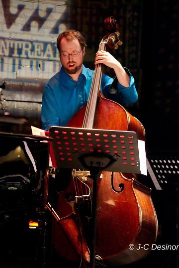 Jean Félix Mailloux [Photo: Jean-Claude Désinor, March 9, 2013]