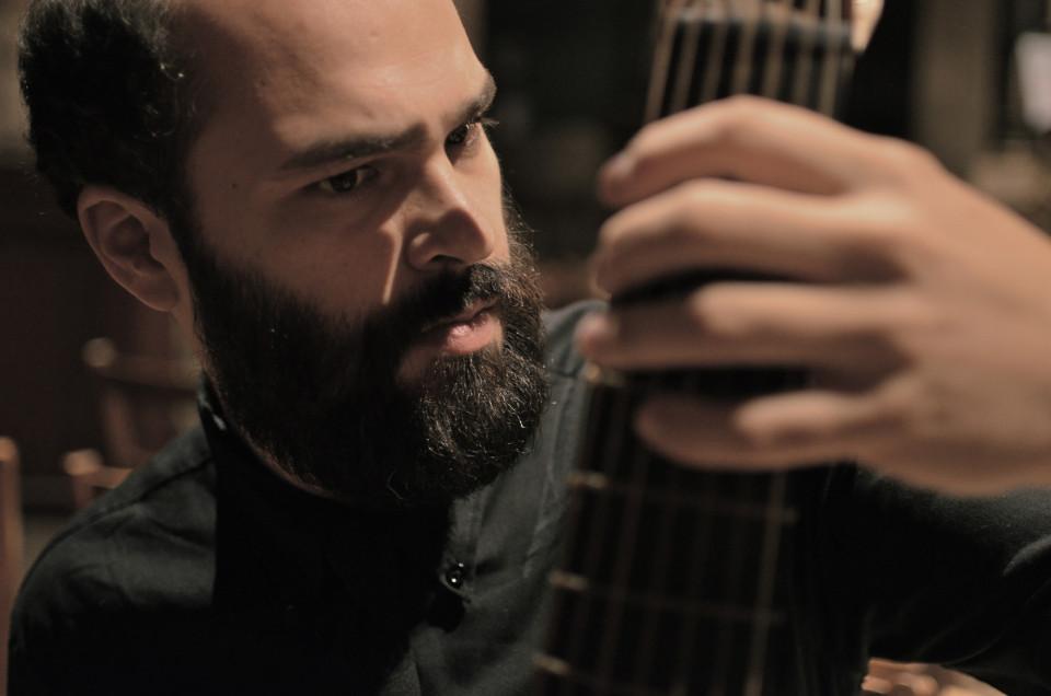 Pierre-Yves Martel [Photo: Augusto Falcone, octobre 2012]