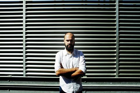 Pierre-Yves Martel [Photo: Robin Pineda Gould, 2014]