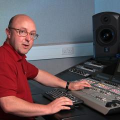 Adrian Moore [Photo: Dave Moore, Sheffield (Angleterre, RU), 2011]