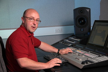 Adrian Moore [Photo: Dave Moore, Sheffield (England, UK), 2011]