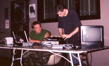 morceaux_de_machines — Soirée Disorientation au Abercrombie Hotel [Sydney (Nouvelle-Galles du Sud, Australie), 6 octobre 2005]