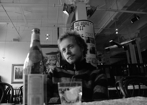Kim Myhr [Photo: Petter Myhr, 2008]