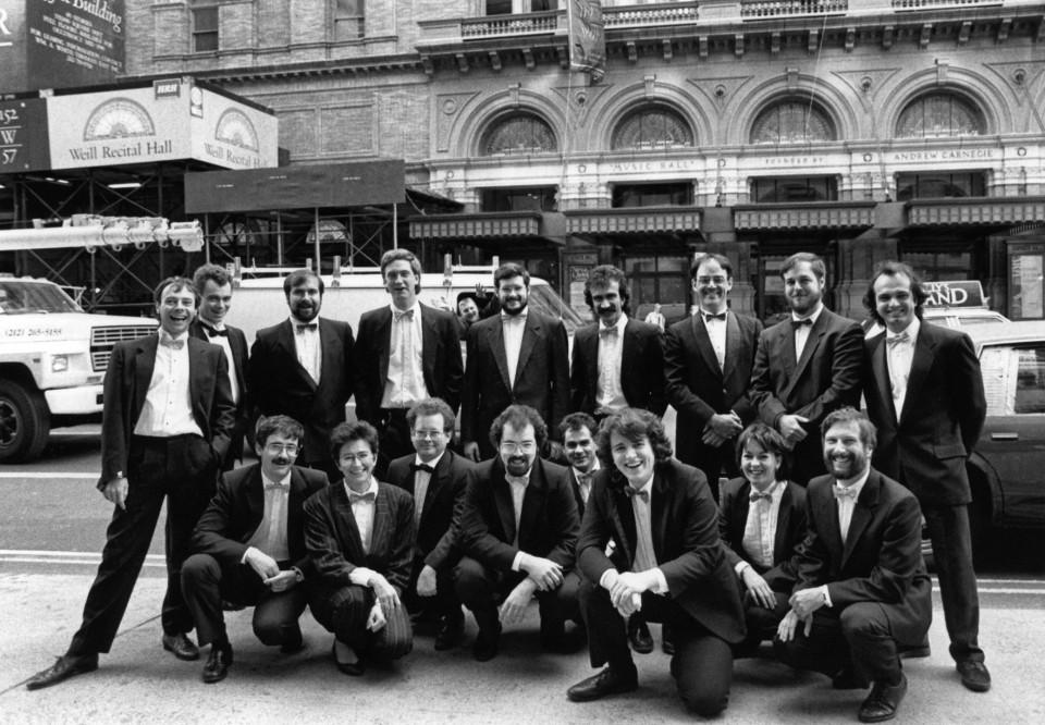 Nouvel ensemble moderne (NEM) [November 1989]