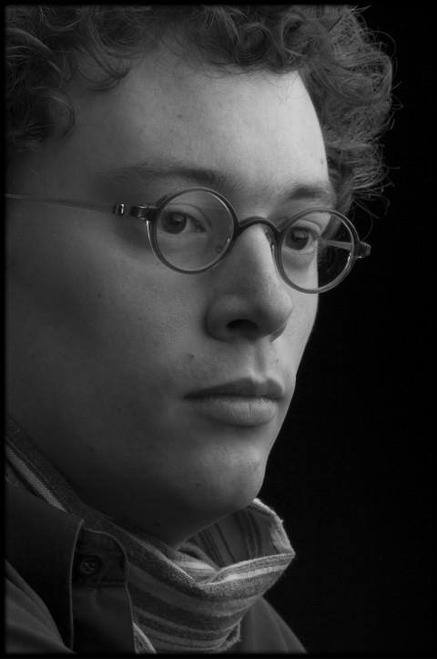 Frederik Neyrinck [Photograph: Jan Stragier]