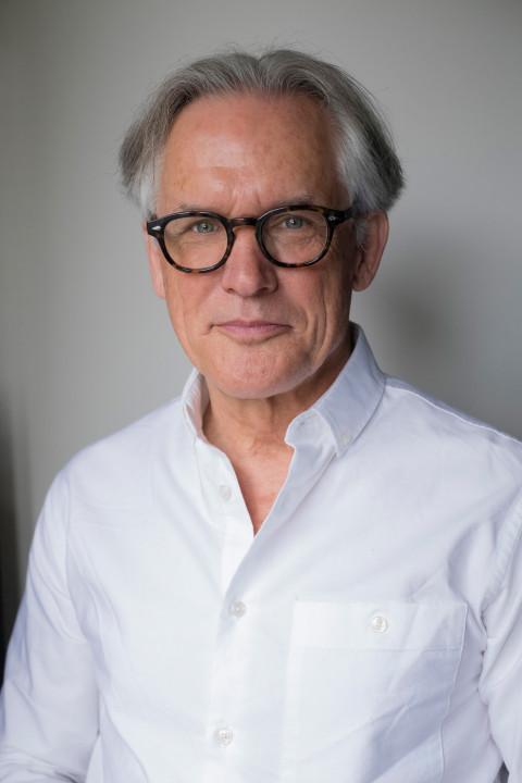Robert Normandeau [Photograph: Caroline Campeau, Montréal (Québec), September 3, 2021]