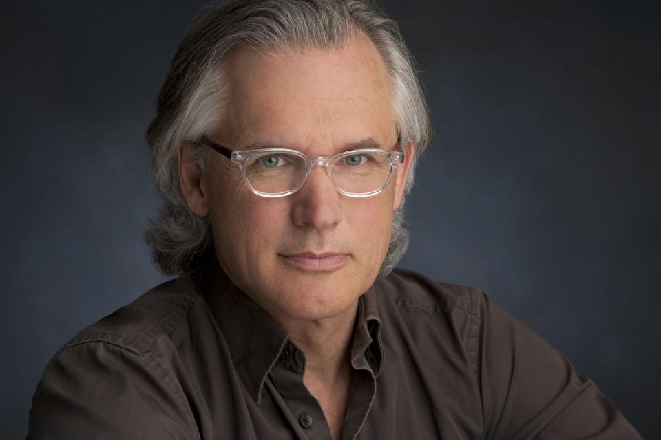 Robert Normandeau [Photo: Bernard Préfontaine, Montréal (Québec), January 23, 2012]