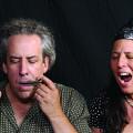 Nous perçons les oreilles (Jean Derome, Joane Hétu) [Photo: Jean-Claude Désinor, 22 août 2009]
