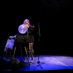 Alexis O'Hara [Photograph: Andréa Cloutier, Montréal (Québec), March 7, 2015]