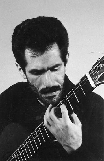 Arturo Parra [Photo: Jorge Parra, 1989]