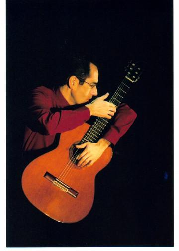Arturo Parra [Photo: Édith Michel, 2001]