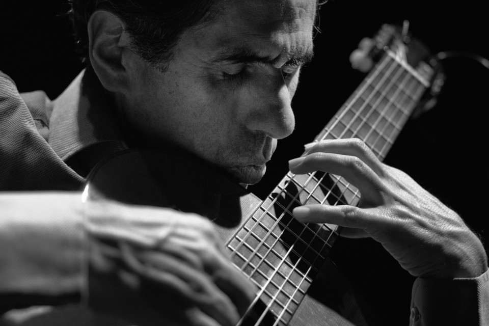 Arturo Parra [Photo: Mario Jean, MADOC, 2012]