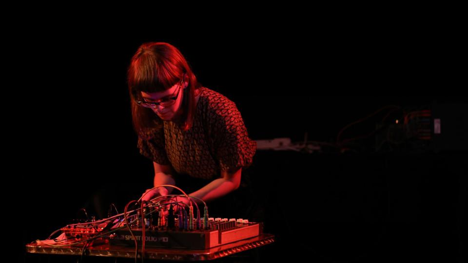 Émilie Payeur [Photo: Mathieu Robillard, Montréal (Québec), 2018]