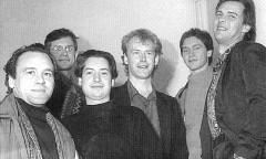 Philippe Le Goff, Robert Normandeau, Todor Todoroff, Simon Waters, Serge Morand, Åke Parmerud [Arras (Pas-de-Calais, France), 23 novembre 1991]