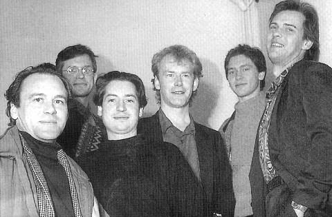 Philippe Le Goff, Robert Normandeau, Todor Todoroff, Simon Waters, Serge Morand, Åke Parmerud [Arras (Pas-de-Calais, France), November 23, 1991]