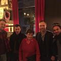 Régis Renouard Larivière, Annette Vande Gorne, Erik Nyström, Julien Guillamat [Bruxelles (Belgique), 8 octobre 2019]